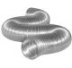 AFS flexibele slang - Aluminum