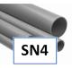 PVC buizen SN4 Ø 250 t/m 630mm