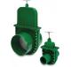 PVC schuifafsluiters - PN2,5 & PN4