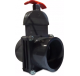 PVC / ABS schuifafsluiters - PN0,5 tot en met PN3