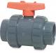 Praher PVC-U kogelkranen - type S6